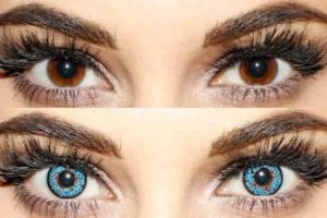 Change Your Eye Color Naturally In  Minutes