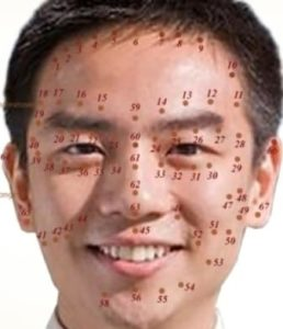 Mole meanings on face male